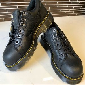 Doc Martens Industrial Steel Toe Boot NWT 9